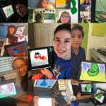 Bilingual Digital Media Classes for kids